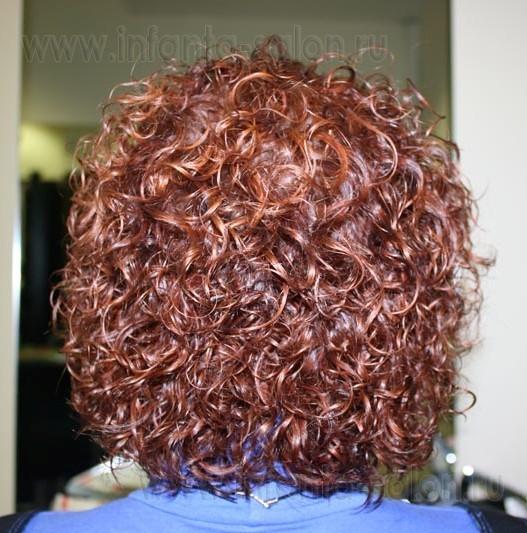 Как сделать на средние волосы мокрый эффект