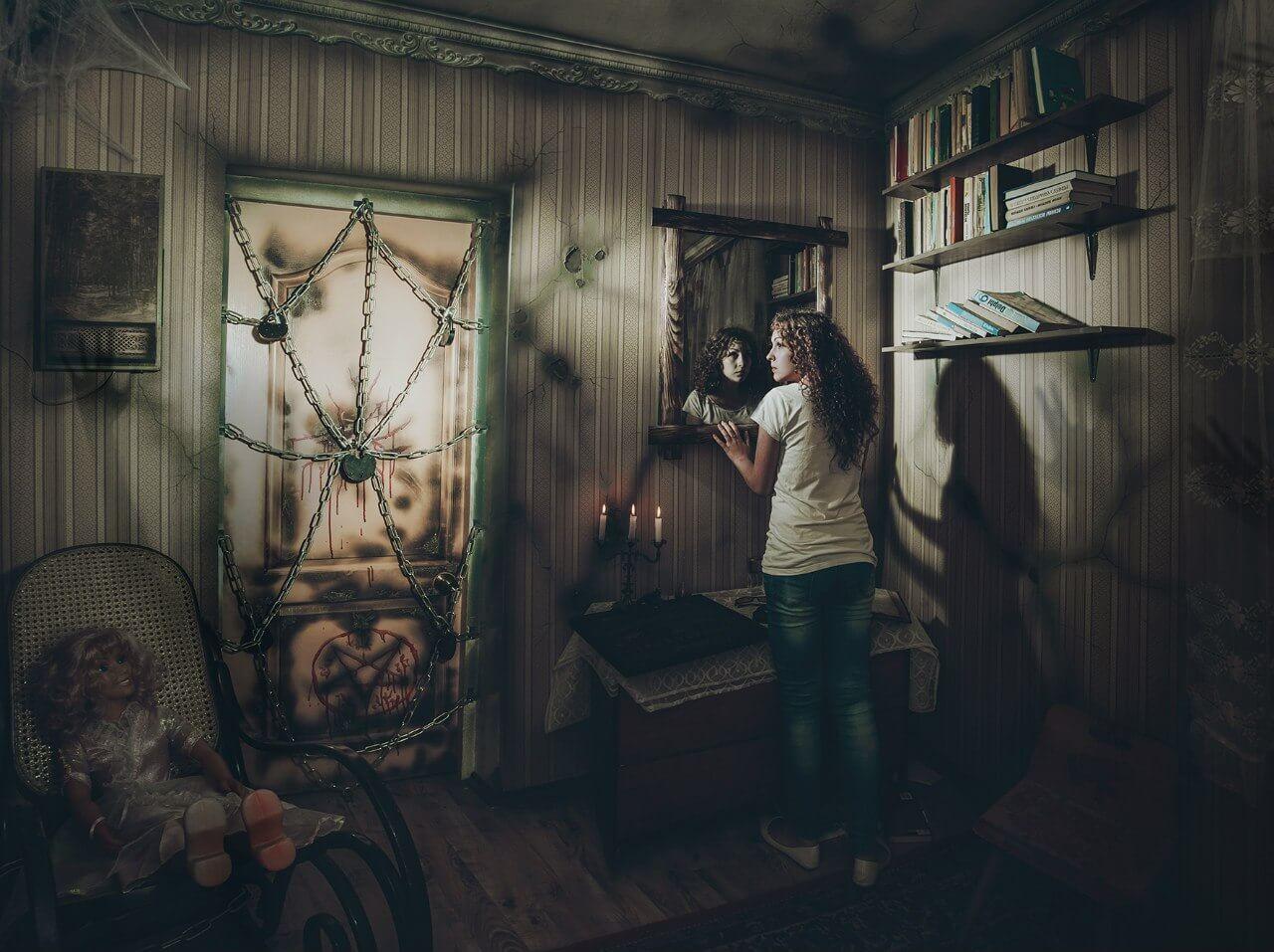 Комната страхов своими руками